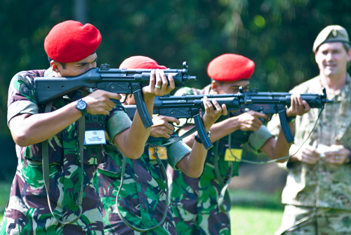 02 Kopassus English Course