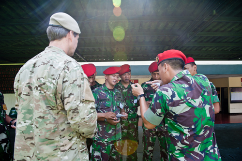 03 Kopassus English Course