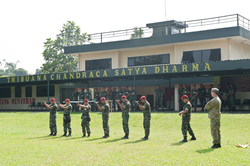 04 Kopassus English Course